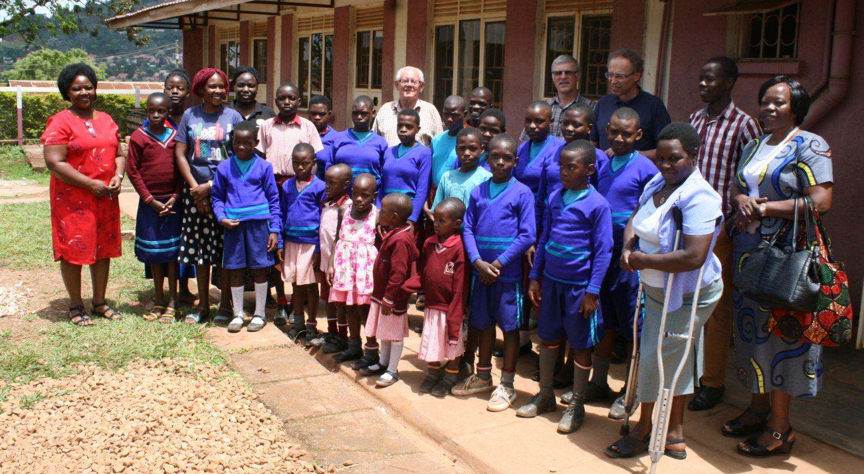 Hånd i Hånd Uganda
